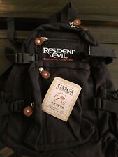 RESIDENT EVIL The Final Chapter - Rothco Black Vintage Mini Backpack - 9153