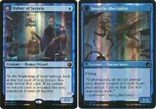 Delver of Secrets | Insectible Abomination - Foil Near Mint From the Vault 2B3