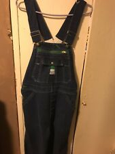 vintage liberty mens low back overalls 32x32