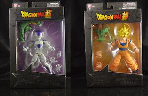 Dragon ball super Dragon stars Super Saiyan Goku and Frieza