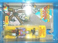 Vtg 1980s 1985 1986 1987 Ljn Bionic Six 6 Dr Scarabs evil Glove die cast metal~