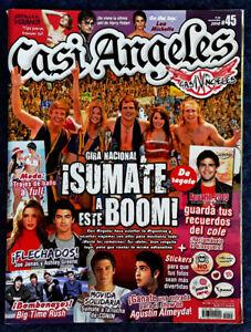CASI ANGELES # 45 - TEEN MAGAZINE - NOV. 4, 2010  - BUENOS AIRES, ARGENTINA