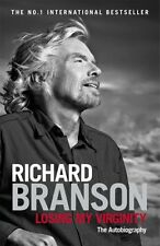 Losing My Virginity: The Autobiography by Sir Richard Branson | Paperback Book |