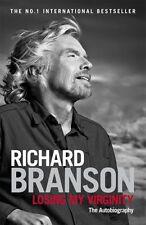 Losing My Virginity: The Autobiography, Sir Richard Branson | Paperback Book | 9