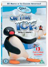 Pingu: On Thin Ice DVD (2011) ***NEW***