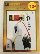 All About Eve Dvd Joseph L. Mankiewicz(Dir) 1950 Brand New Unopened