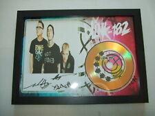 BLINK 182  SIGNED  DISC 69