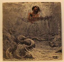 LP 33 GIRI -SAINT STEVEN - OVER THE HILLS THE BASTICH-1970-ED PROBE-VERS.US