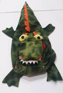 Alligator Gator DOG/Puppy costume PET dress up Petco HALLOWEEN Size M Furbaby