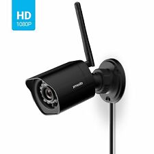 Zmodo Full 1080p Outdoor WiFi Wireless Security Camera Cloud Service Available