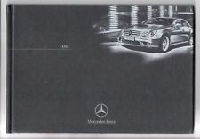 Mercedes AMG 09-06-04 109pg Sales Brochure/Book NOS (new old stock)