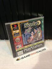 NICE CATS PAL PS1 NUOVO SIGILLATO SEALED PLAYSTATION 1 RARO