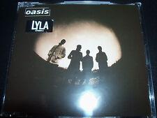 Oasis Lyla Rare Australian 3 Track CD Single - Like New