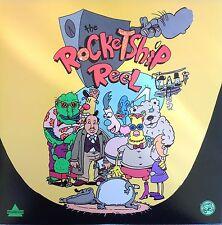 Rocketship Reel - Cartoon - Animation - British - LaserDisc