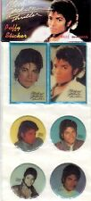 Michael Jackson - 6 Puffy Stickers Package BRAND NEW FACTORY SEALED