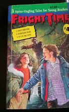 Fright Time Spine Tingling Tales For Young Readers Lot of 2