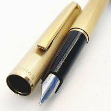 Vintage ROTRING fountain pen piston filler METAL BODY 1980's