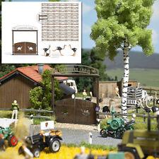 BUSCH 1038 Gauge H0 Ostrich farm #new original packaging#