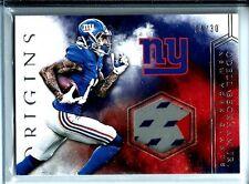 2016 Panini Orgins Odell Beckham Jr. Glove Materials SP D# 04/30 New York Giants
