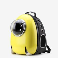 Authentic Bubble Backpack Pet Carrier Airline Approved Cats Dogs Small Pets