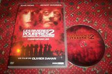DVD LES RIVIERES POURPRES 2 : LES ANGES DE L'APOCALYPSE paranormal horreur