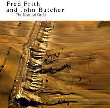 Fred Frith & Butcher, John - Natural Order [New CD] Digipack Packaging