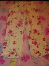 baby girl flower pants size 24 months