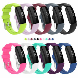 Replacement Watch Strap Silicone Band Bracelet Wristband for Fitbit Ace 3