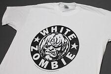 XL * NOS vtg 90s 1995 WHITE ZOMBIE t shirt * 88.54