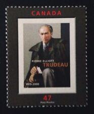 Canada #1909 MNH, Pierre Elliott Trudeau Stamp 2001