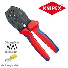 Knipex PreciForce Crimpzange für Kabelschuhe 97 52 36