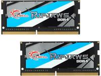 G.SKILL Ripjaws Series 32GB 2 x 16G 260-Pin DDR4 SO-DIMM DDR4 2133 Laptop Memory