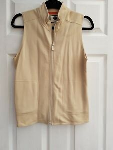 Ladies Spirtswear sleevless jacket size 12