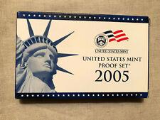2005 US Mint Proof Set