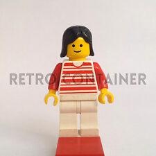 LEGO Minifigures - Passenger - trn011 - Treni Città Town Omino Minifig Set 4547