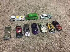 Lot of Vintage Toy Cars. Hotwheels And Mojoreite