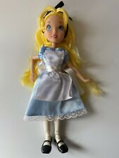 """Alice In Wonderland Doll About 10"""" Tall"""