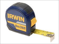 Irwin 10507789 Bolsillo Estándar Cinta 8MTR/26 pies 25MM Hoja ancho Qty 1