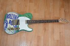 FENDER Squier Telecaster ROLLING ROCK Special Limited Edition Guitar 20th Anniv