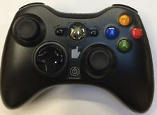 Microsoft Xbox 360 Wireless Control Black Color is New With Free Shipping