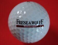 Pelota de golf con logo-nº 37-golf bola logotipo logotipo pelotas