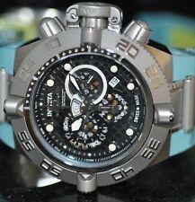 Invicta Men's Rare 6564 Subaqua Noma IV Black Dial Blue Lime Poly Watch 65649
