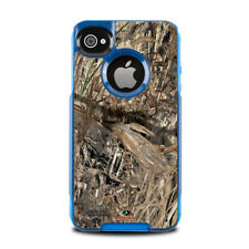 Skin for Otterbox Commuter iPhone 4 - Duck Blind Camo Mossy Oak - Sticker Decal