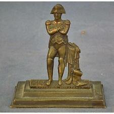 Antique Miniature Bronze sculpture of Napoleon Bonaparte
