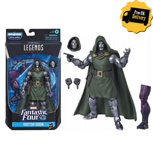 Marvel Fantastic Four Legends Doctor Doom 6inch Action Figure with Accessories