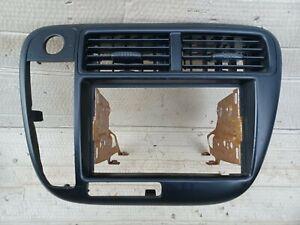 1999 2000 OEM USDM Honda Civic EK DX LX radio vent dash bezel OEM original
