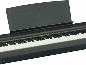 Yamaha P-125B Digital Piano / Epiano / elektrisches Klavier / stagepiano NEU