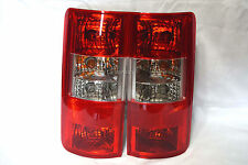 Rear Tail Taillight Light Lamp w/Light Bulbs One Pair fit 2010 Transit Connect