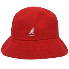 new  Kangol Boucle Casual Bucket Hat -BNWT cap BLACK// WHITE - RRP £49