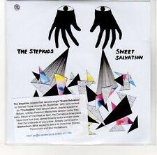 (EN594) The Stepkids, Sweet Salvation - DJ CD